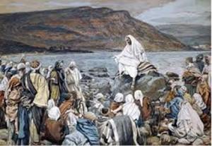 Иисус сказал им в ответ: истинно, истинно говорю вам: вы ищете Меня не потому, что видели чудеса, но потому, что ели хлеб и насытились.