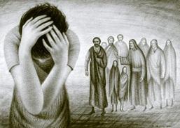 «Сие сказал Я вам, чтобы вы имели во Мне мир. В мире будете иметь скорбь; но мужайтесь: Я победил мир».