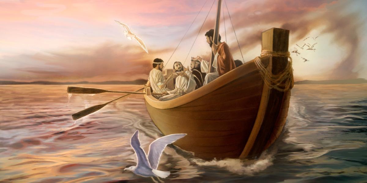 картинка иисус успокаивает бурю вам семейной